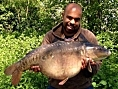 Joe, 14th May<br /><font color=black>40lb 08oz mirror</font>