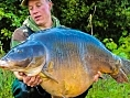 Mark Barham, 1st Oct<br /><font color=red>51lb 14oz mirror</font>