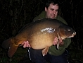 Roy Ferguson, 1st Jan<br /><font color=black>31lb 01oz mirror</font>