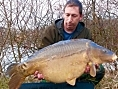 Gary Watts, 15th Feb<br /><font color=black>29lb mirror</font>